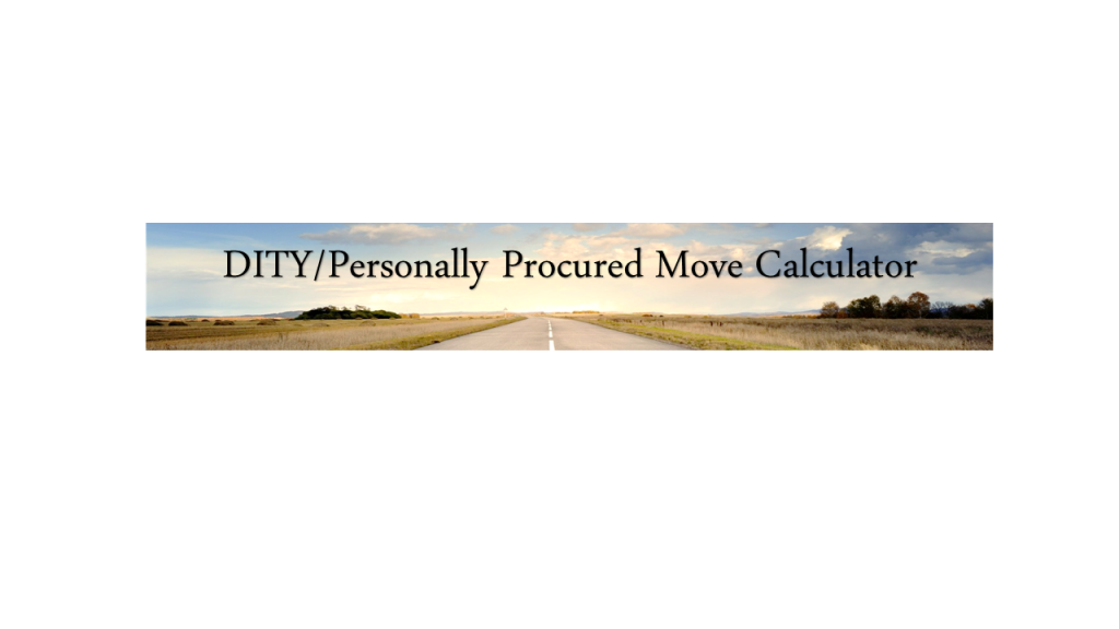 Using a dity move calculator for dity moving | 1-800-pack-rat.